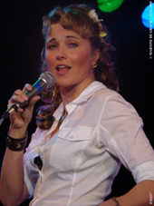 Lucy Lawless - Roxy 2008